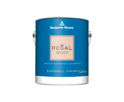 a can of regal paint by benjamin moore